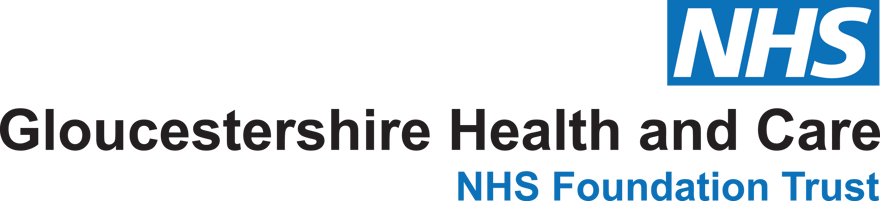 Three Counties Nursing Gloucestershire Health and Care Logo