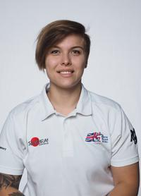 Biochemistry BSc graduate Jude Hamer wearing Great British kit