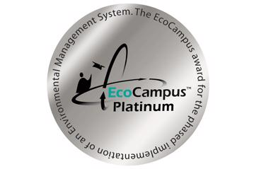 Sustainabilty acheivements platinum
