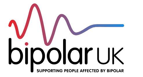 The bipolar uk charity logo