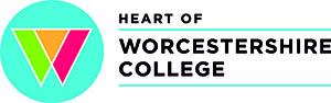 The Heart of Worcestershire College logo