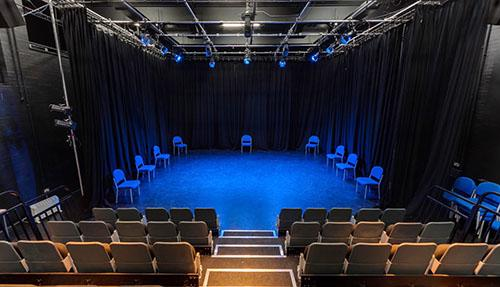 Drama Studio at the University of Worcester